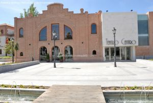 Foto Plaza del Teatro de Navalcarnero 8