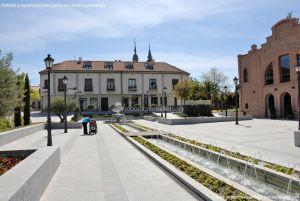 Foto Plaza del Teatro de Navalcarnero 10