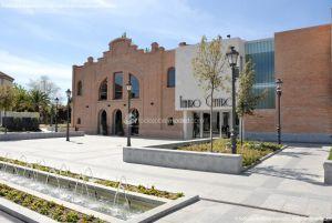 Foto Plaza del Teatro de Navalcarnero 11