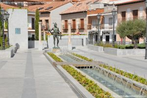 Foto Plaza del Teatro de Navalcarnero 15