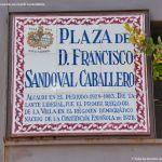 Foto Plaza de Don Francisco Sandoval Caballero 9