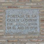 Foto Portada de la Casa de la Cadena 3