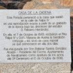 Foto Portada de la Casa de la Cadena 12