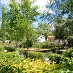 Foto Parque de la Iglesia de Santo Domingo de Silo 1
