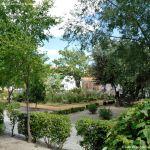 Foto Parque de la Iglesia de Santo Domingo de Silo 2