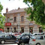 Foto Estación de Cercanías de Pinto de 1925 4
