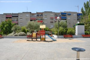 Foto Parque Infantil Avenida Miguel Ruiz Felguera 2