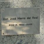 Foto Escultura Don José Hierro del Real 1
