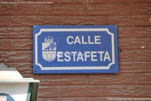 Foto Calle Estafeta 1