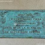 Foto Ayuntamiento de Santa María de la Alameda 14