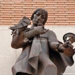 Foto Escultura fachada del Ayuntamiento de Torrejón 2