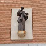 Foto Escultura fachada del Ayuntamiento de Torrejón 3
