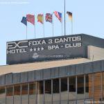 Foto Edificio Hotel Foxa Tres Cantos 1