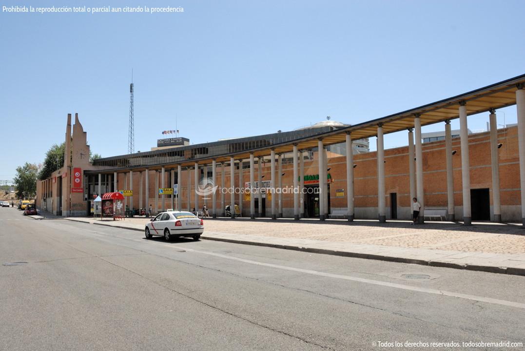 Foto plaza de la estaci n de tres cantos 1 for Plaza de la estacion fuenlabrada