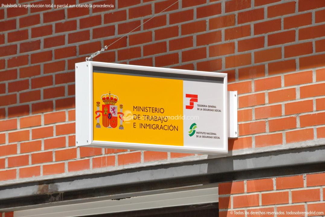 Oficina de la informaci n de la seguridad social tres cantos for Oficinas seguridad social