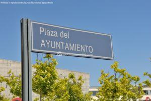 Foto Plaza del Ayuntamiento de Tres Cantos 1
