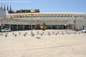 Foto Plaza del Ayuntamiento de Tres Cantos 11