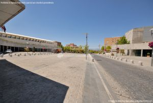 Foto Plaza del Ayuntamiento de Tres Cantos 17
