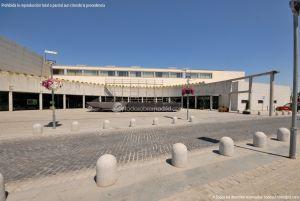Foto Plaza del Ayuntamiento de Tres Cantos 18