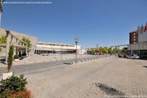 Foto Plaza del Ayuntamiento de Tres Cantos 34