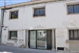 Foto Antiguo Ayuntamiento de Valdemaqueda 9