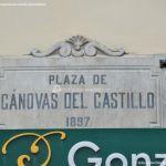 Foto Plaza de Cánovas del Castillo de Valdemoro 1