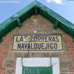 Foto Estación de Ferrocarril Las Zorreras 7