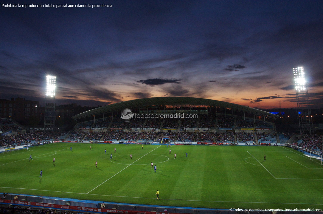 Foto Estadio Coliseum Alfonso Perez 40