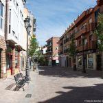 Foto Calle de la Plaza de Fuenlabrada 5