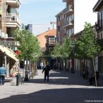 Foto Calle de la Plaza de Fuenlabrada 8