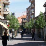 Foto Calle de la Plaza de Fuenlabrada 9