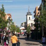 Foto Calle de la Plaza de Fuenlabrada 13