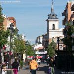 Foto Calle de la Plaza de Fuenlabrada 15