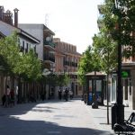 Foto Calle de la Plaza de Fuenlabrada 16