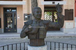 Foto Escultura Homenaje a José Pedro Prados El Fundi 2