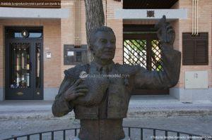 Foto Escultura Homenaje a José Pedro Prados El Fundi 4
