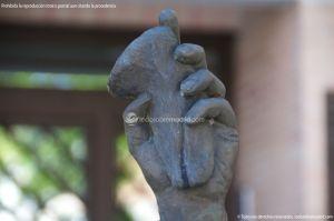 Foto Escultura Homenaje a José Pedro Prados El Fundi 5