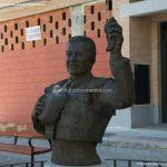 Foto Escultura Homenaje a José Pedro Prados El Fundi 7
