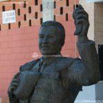 Foto Escultura Homenaje a José Pedro Prados El Fundi 8