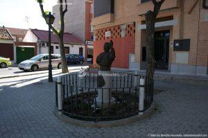 Foto Escultura Homenaje a José Pedro Prados El Fundi 9