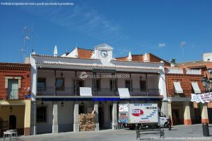 Foto Antiguo Ayuntamiento de Fuenlabrada 8