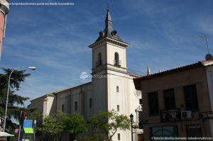 Foto Iglesia de San Esteban Protomártir de Fuenlabrada 5