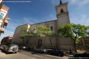 Foto Iglesia de San Esteban Protomártir de Fuenlabrada 49