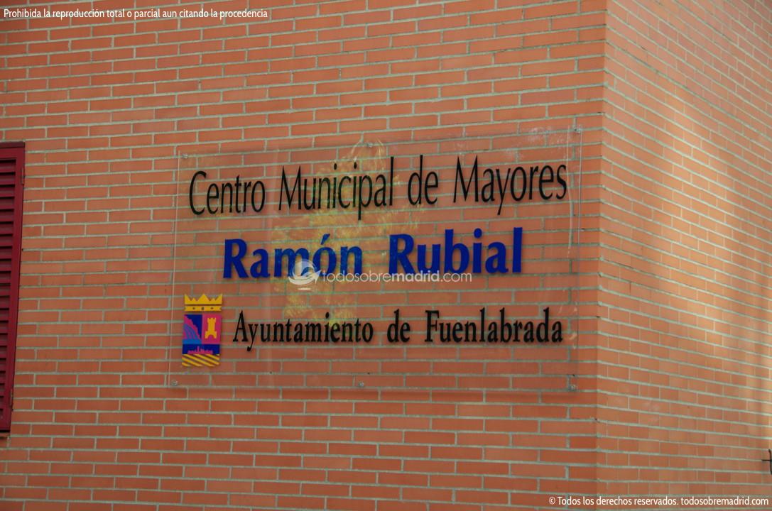 Centro Municipal De Mayores Ramón Rubial 4 Todosobremadrid Com
