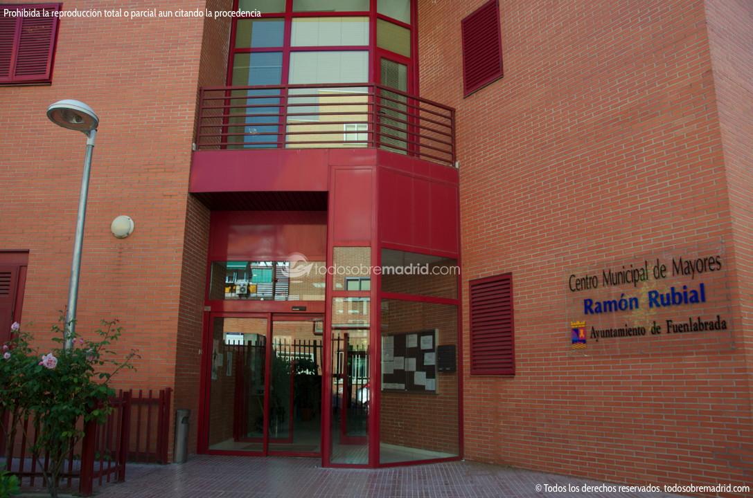 Centro Municipal De Mayores Ramón Rubial 5 Todosobremadrid Com