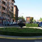 Foto Escultura Paseo de Roma 1