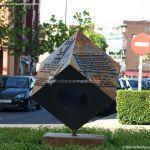 Foto Escultura Paseo de Roma 2