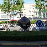 Foto Escultura Paseo de Roma 9