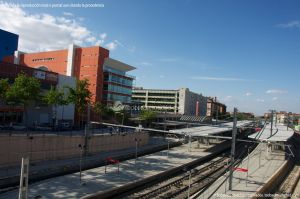 Foto Estación de Cercanías Fuenlabrada Central 12