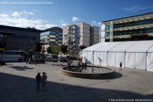 Foto Plaza de la Constitución de Fuenlabrada 7